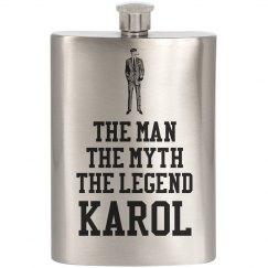 Man, Myth, Legend Karol