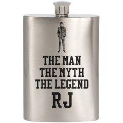 Man, Myth, Legend Rj