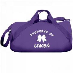 Cheerleader Property Of Laken