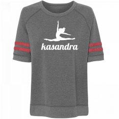 Comfy Dance Girl Kasandra