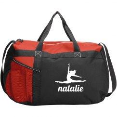 Natalie Dance Gear Duffel