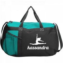 Kassandra Dance Gear Duffel