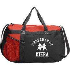 Cheer Squad Property Of Kiera