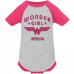 Wonder Girl Jimena Logo