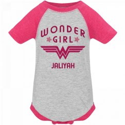 Wonder Girl Jaliyah Logo