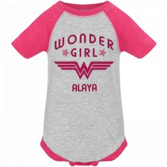 Wonder Girl Alaya Logo