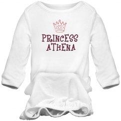Princess Athena Sleep Onesie