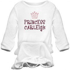 Princess Carleigh Sleep Onesie