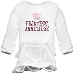 Princess Anneliese Sleep Onesie