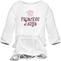 Princess Jadyn Sleep Onesie