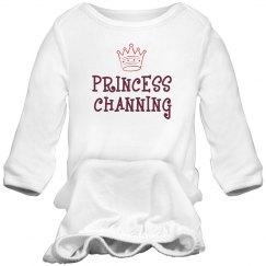 Princess Channing Sleep Onesie