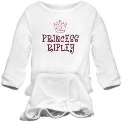 Princess Ripley Sleep Onesie