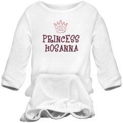Princess Hosanna Sleep Onesie