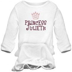 Princess Julieth Sleep Onesie