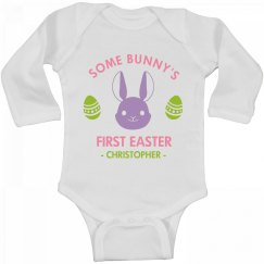 Some Bunny's First Easter Christopher