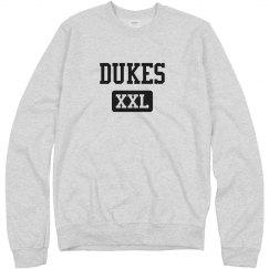 Comfy Dukes Mascot XXL