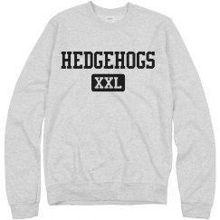 Comfy Hedgehogs Mascot XXL