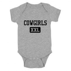 Baby Cowgirls XXL Fan