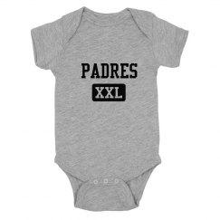 Baby Padres XXL Fan