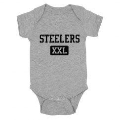 Baby Steelers XXL Fan