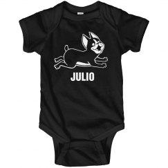 JULIO Funny Dog Onesie