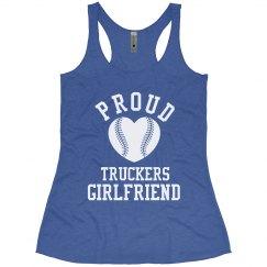 Baseball Truckers Girlfriend