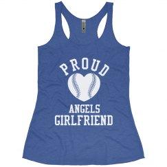 Baseball Angels Girlfriend