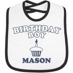 Birthday Boy Mason