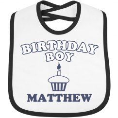 Birthday Boy Matthew