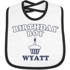 Birthday Boy Wyatt
