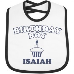 Birthday Boy Isaiah