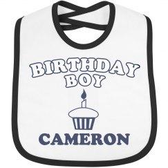 Birthday Boy Cameron