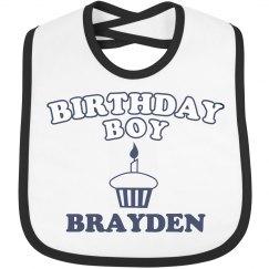 Birthday Boy Brayden