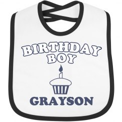 Birthday Boy Grayson