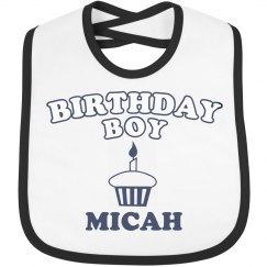 Birthday Boy Micah