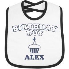Birthday Boy Alex