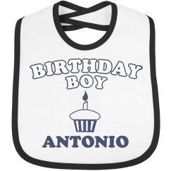 Birthday Boy Antonio
