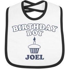 Birthday Boy Joel