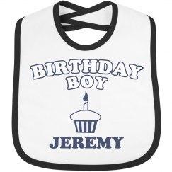 Birthday Boy Jeremy