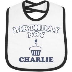 Birthday Boy Charlie