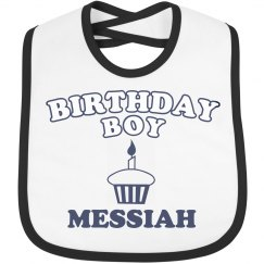 Birthday Boy Messiah