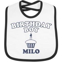 Birthday Boy Milo