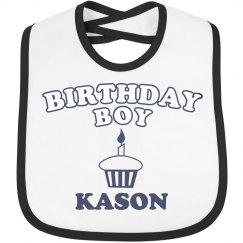 Birthday Boy Kason