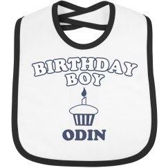 Birthday Boy Odin