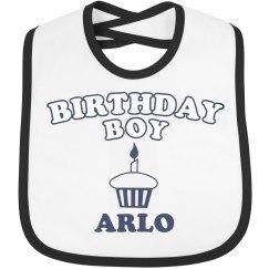 Birthday Boy Arlo