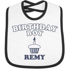 Birthday Boy Remy