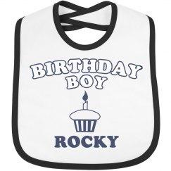 Birthday Boy Rocky