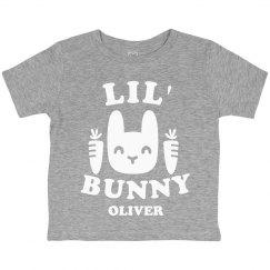 Toddler Lil' Easter Bunny Oliver