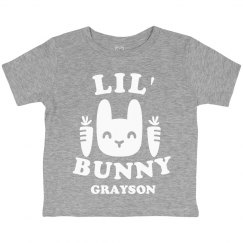Toddler Lil' Easter Bunny Grayson