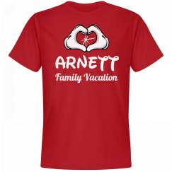 Matching Arnett Family Vacation